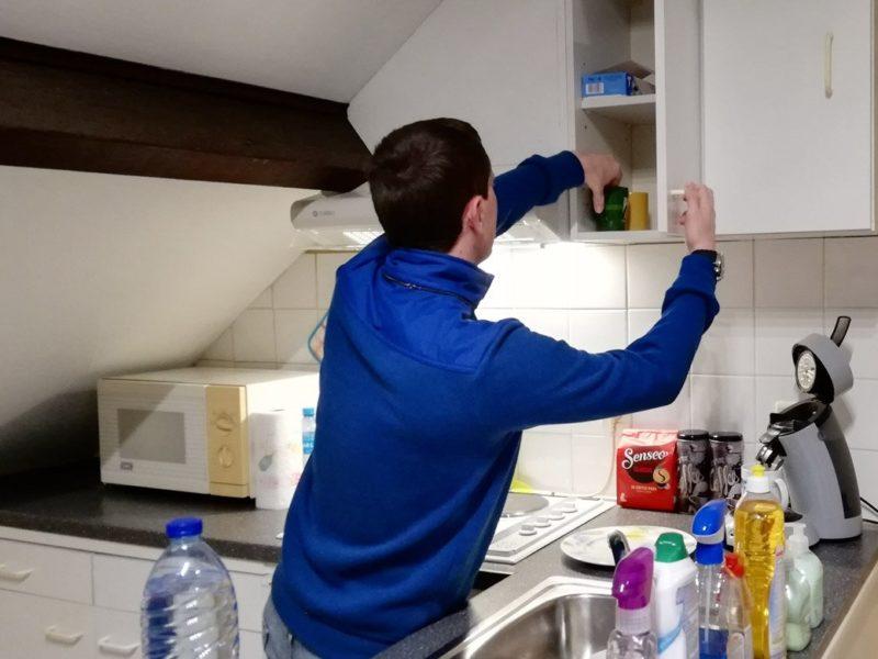 Service de logements supervisés